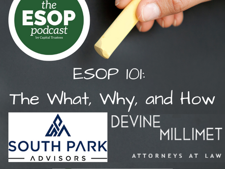 77: ESOP 101 What, Why, and How