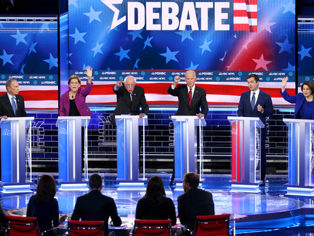 Mini-cast 71: EO and the Democratic Debate