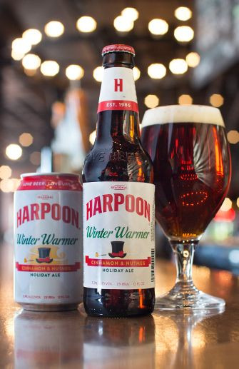 After after close to three decades of brewing this classic, there is no greater fervor for any of Harpoon's seasonal beers than for Winter Warmer!