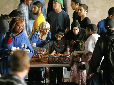 Muslim group partners with area organization to feed homeless during Ramadan | Tulsa World