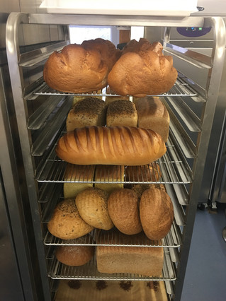 Bread Cooling