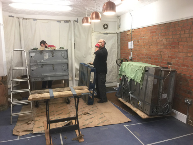Oven Assembly