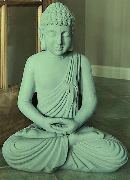 Peaceful Buddha welcomes you to our practice