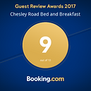 We have high ratings from Trip Advisor, Booking.com and Hotels.com