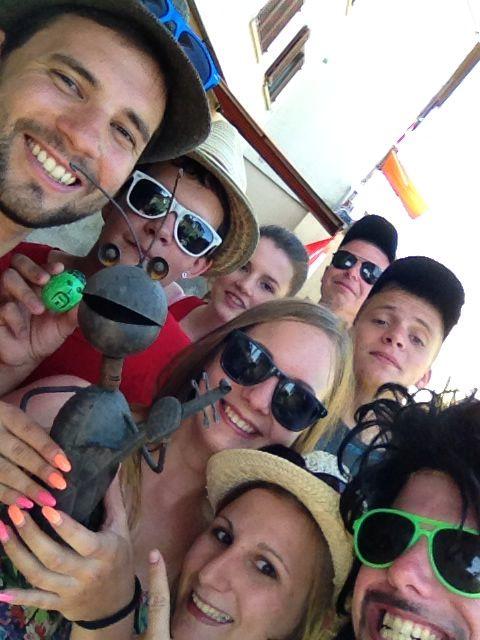"""Broche de Jeunesse - Selfie """"Fourmi"""""""