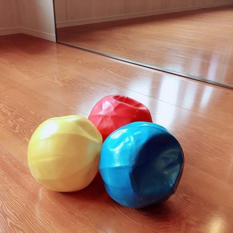 ☆ボールでリフレッシュ&リラックス☆