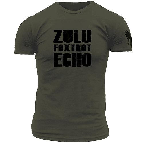 Zulu Foxtrot Echo