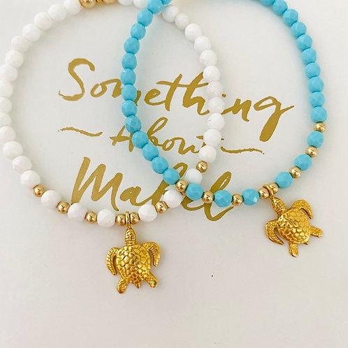 Malibu Turtle Bracelet