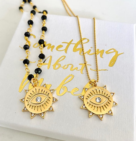 Sunny Mati Necklace (coming soon)