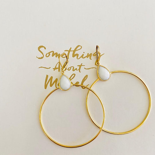 'Extra' Earrings - options available