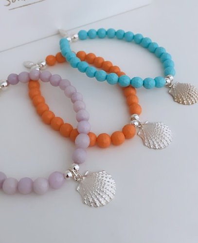 Mauritius Bracelet - Silver - Options Available