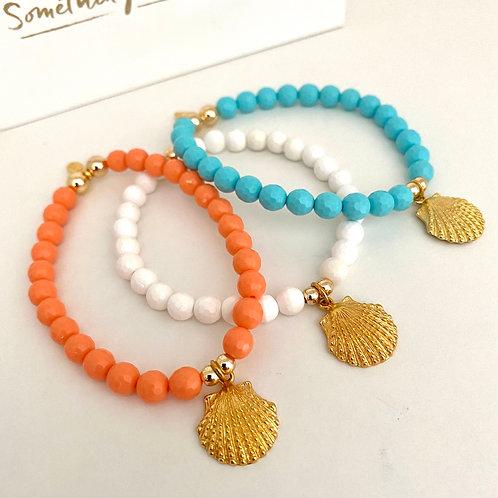 Mauritius Bracelet - Gold - Options Available