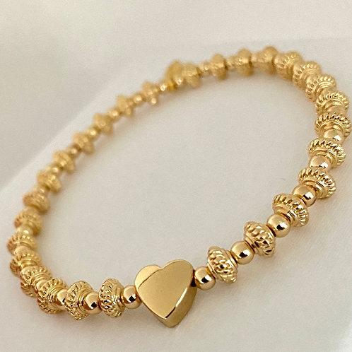 'Love Is...' Bracelet