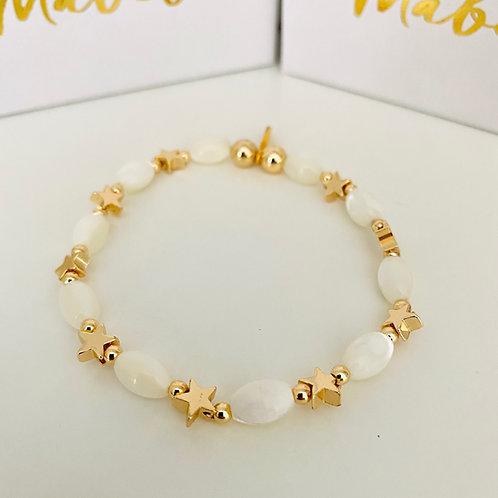 Chalk Bracelet Gold