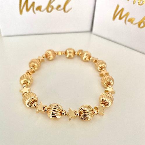 Orbit Gold Bracelet