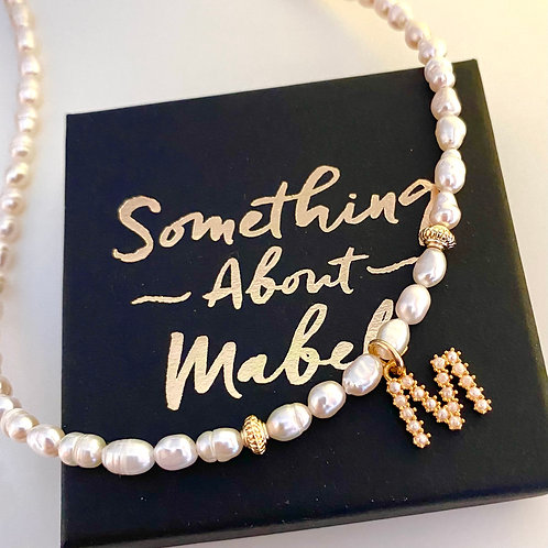 My Oyster Pearl Necklace - Personalised
