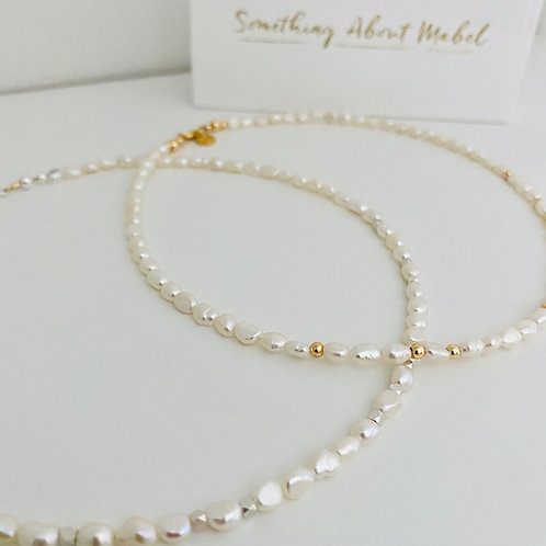 Pearl Necklace - Options Available