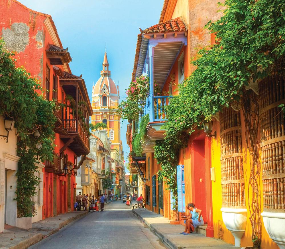 Colombia destino MICE