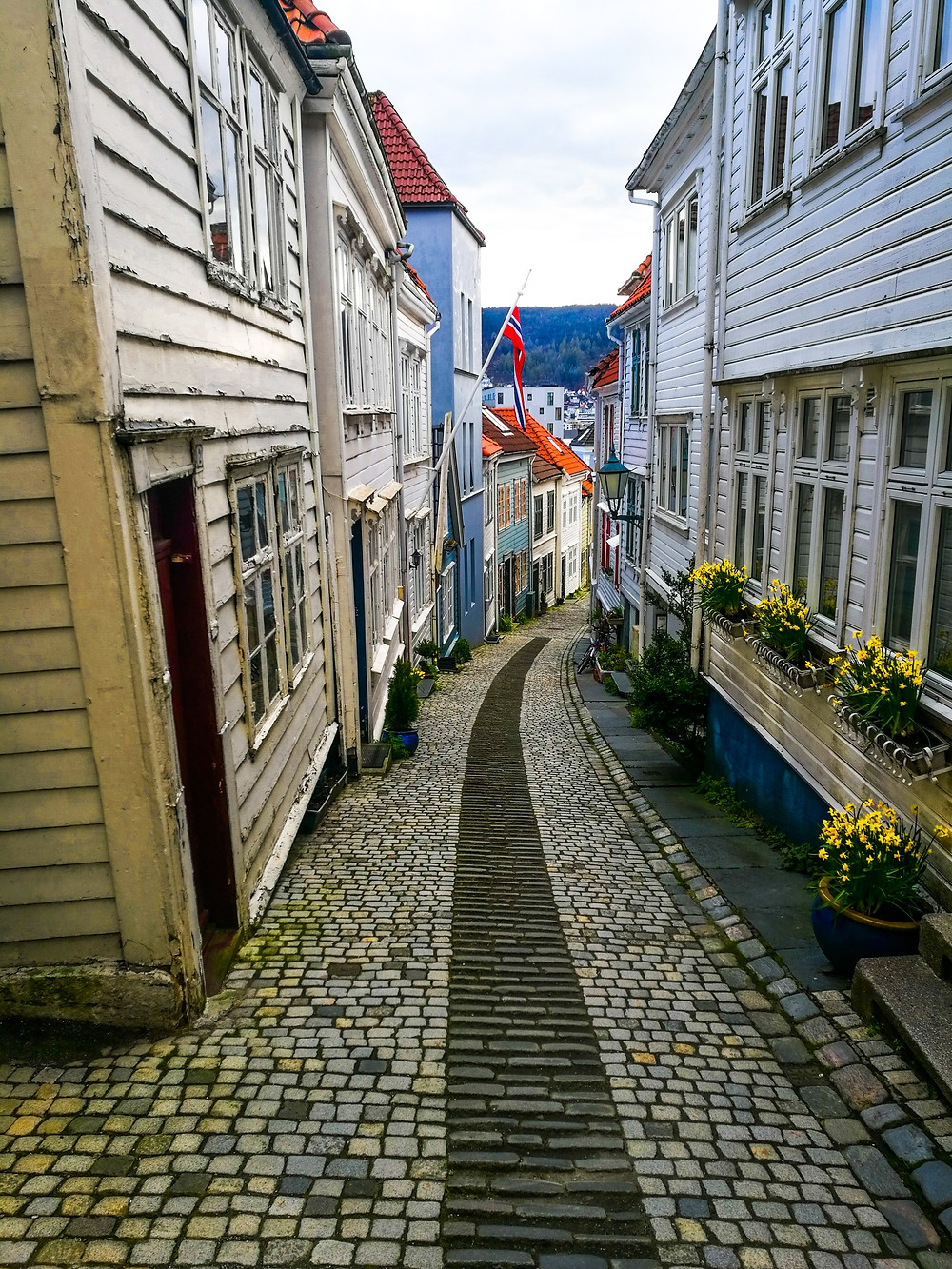 Viajar a Noruega