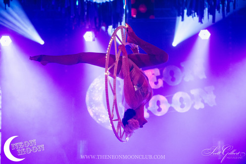 High Wired Circus - Neon Moon - Cambridge Junction