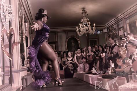 Violet Blaze - Neon Moon - Anstey Hall