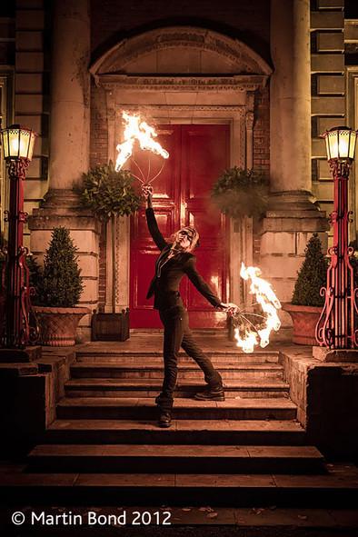 Wildfire - Neon Moon - Anstey Hall