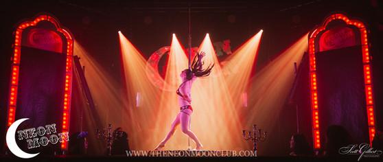 Resident Dancers - Neon Moon - Cambridge Junction