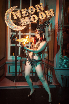 Missy Malone - Neon Moon - Anstey Hall