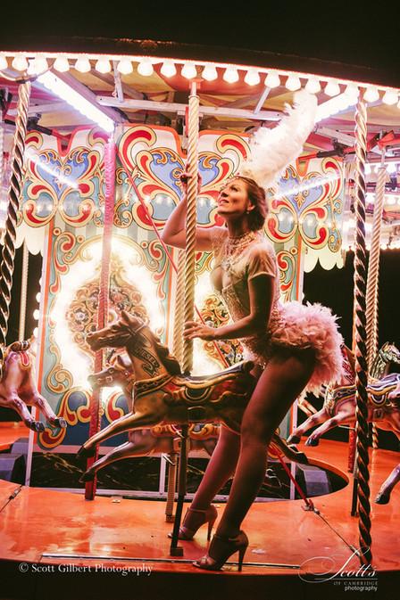 Ruby Truelove - Neon Moon - Anstey Hall