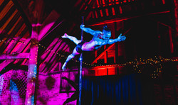 Stephen Harpa Neon Moon Performer