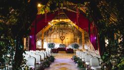 Red Barn Norfolk Wonderland Wedding