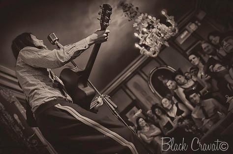 Guitarist - Neon Moon - Anstey Hall