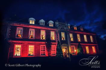 Neon Moon - Anstey Hall - Cambridge