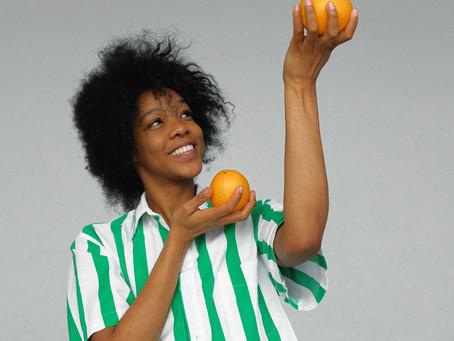 Pourquoi les oranges sont-elles de couleur orange ?