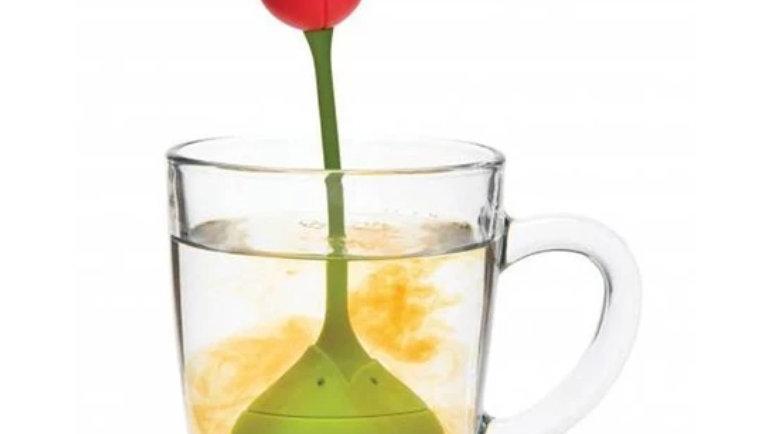 Infuseur à thé Tulipe multicolore