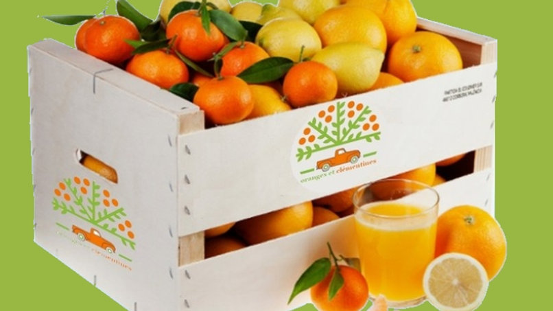 BOX ORANGES 3 pers.