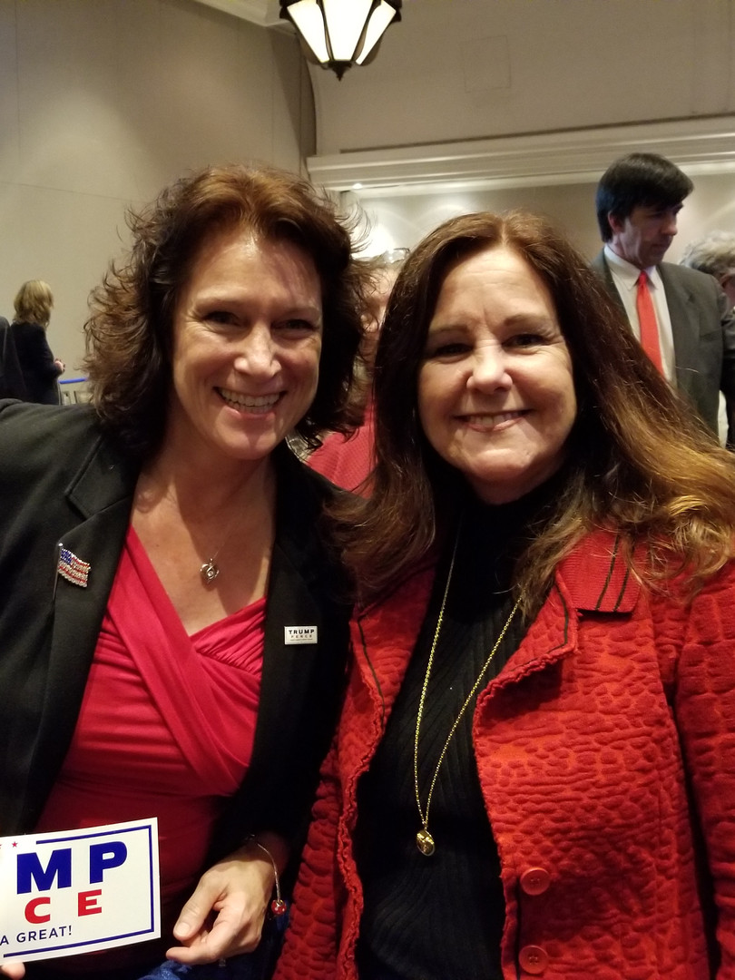 Sharon and Karen Pence March 2020.jpg