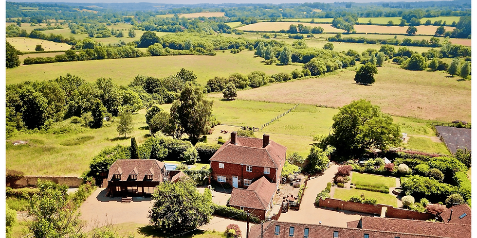 New House, Sussex Retreat