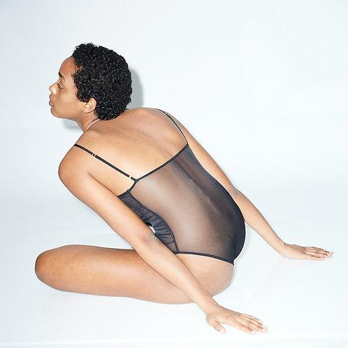 NET BODY lolita - black