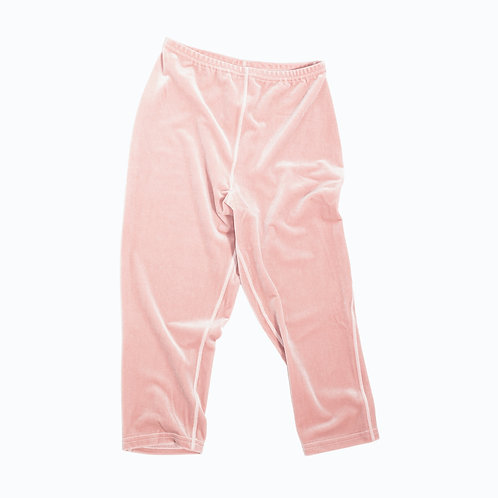 """VELVET - """"LONG""""SHORT - light pink"""