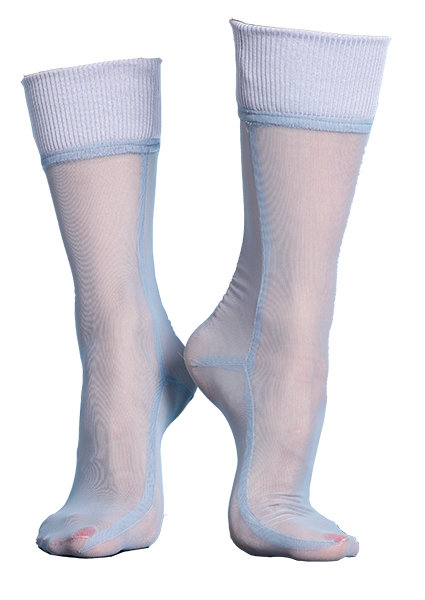 CUFF SOCKS - cloud