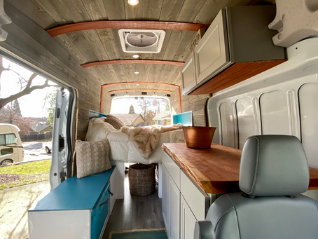 20 Clever Storage Space Tips for Your Campervan
