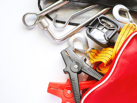The 11 Must-Haves in Your Campervan Roadside Emergency Kit