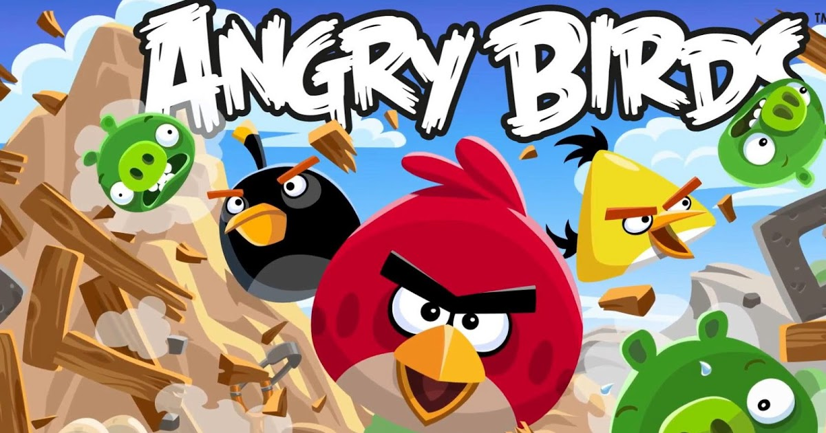 3D - Angry Birds