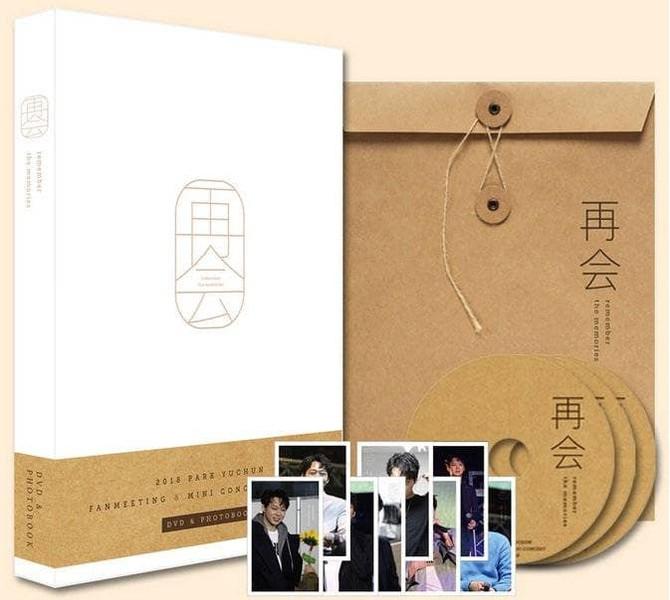 《再会 remember the memories》| DVD