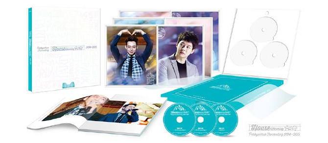 團購 |《Housewarming Party Parkyuchun Fanmeeting 2014*2015》DVD | 已結束
