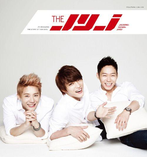 《The JYJ Magazine Vol. 1》
