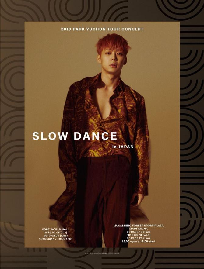 Slow Dance 巡迴 | 日本 | Coming