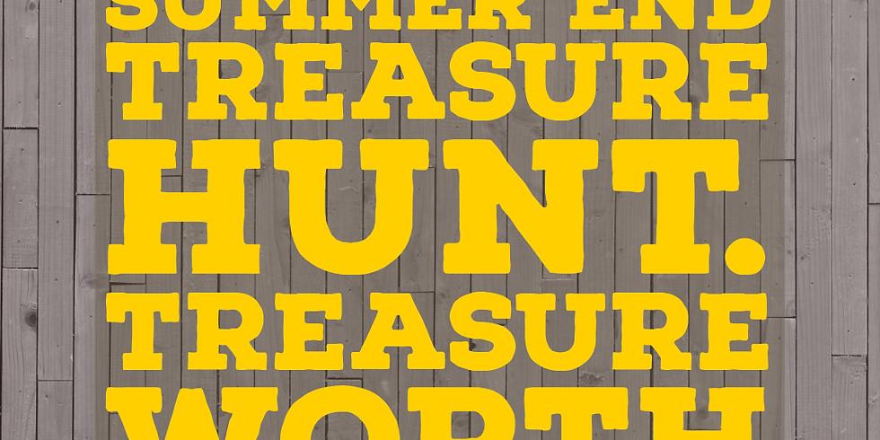 Summer End Treasure Hunt