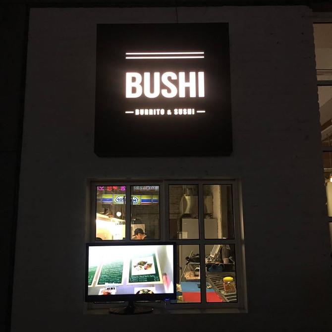 BUSHI日式壽司手卷店